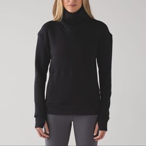 lululemon athletica Kick The Cold Funnel Neck